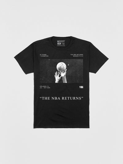 The NBA Returns T-Shirt