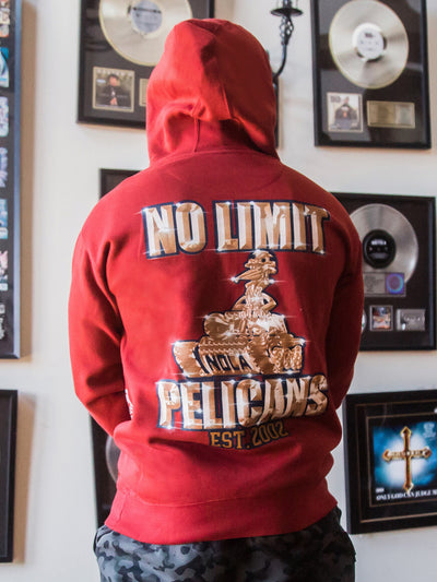 No Limit x New Orleans Pelicans Hoodie