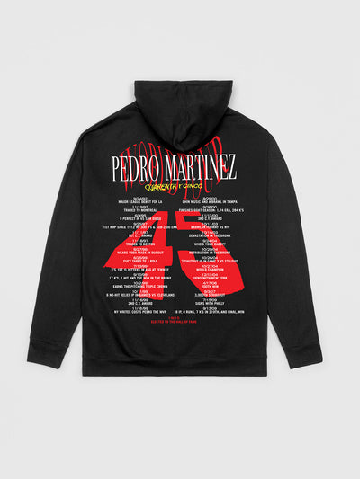 Pedro Martinez World Tour Hoodie | Pullover Hoodie | Bleacher Report Shop