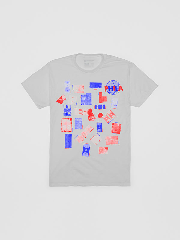 Philly Courts T-Shirt | T-Shirt | Bleacher Report Shop