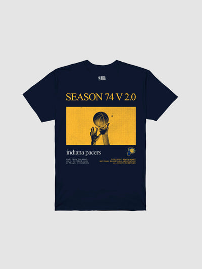 The Pacers NBA Returns T-Shirt