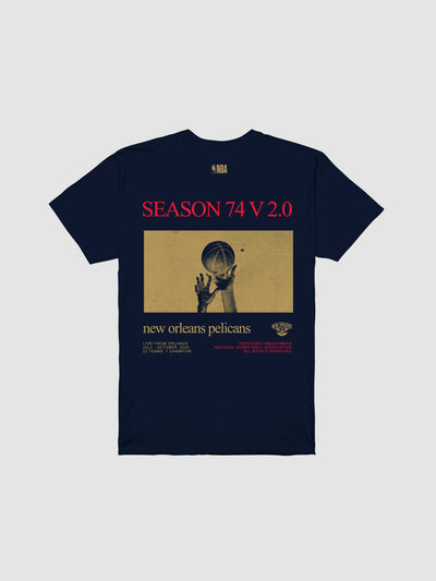 The Pelicans NBA Returns T-Shirt