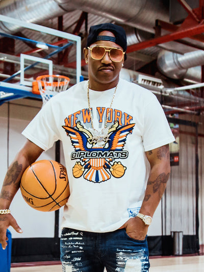 The Diplomats x New York Knicks T-Shirt