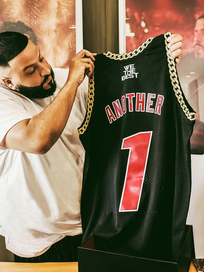 DJ Khaled x Miami Heat Swingman Jersey