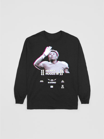 Henry Ruggs III 2020 Rookie Long Sleeve T-Shirt