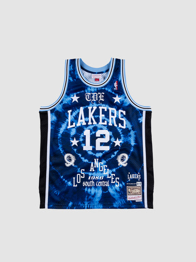 ScHoolboy Q x Los Angeles Lakers Swingman Jersey