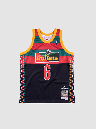 Wale x Washington Wizards Swingman Jersey