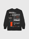 "Dwyane Wade Black ""The Return"" Long Sleeve"