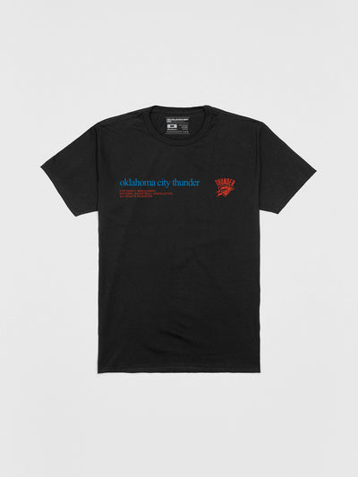 The Thunder NBA Returns T-Shirt
