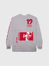 Tom Brady #12 Long Sleeve T-Shirt