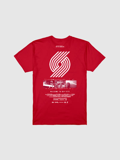 The Trail Blazers Check The Credits T-Shirt