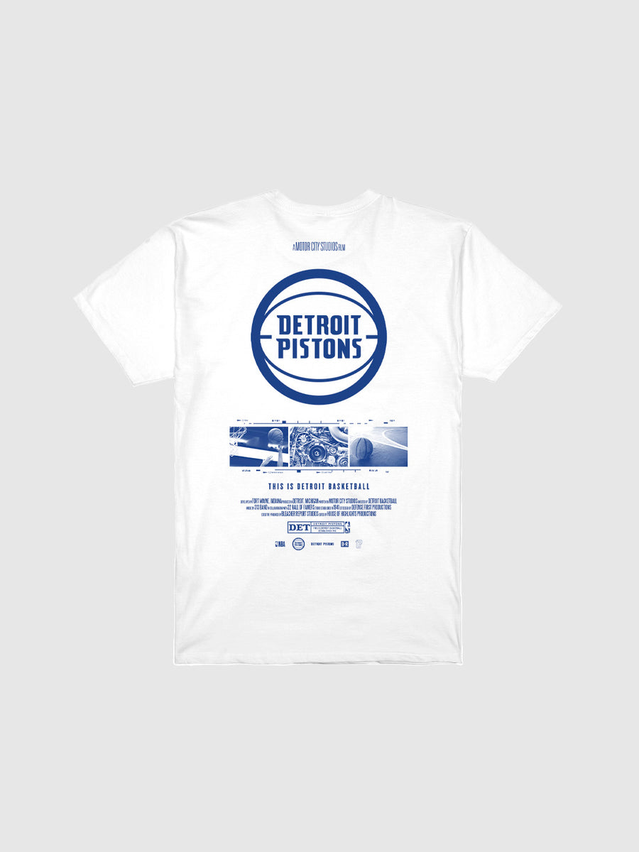 The Pistons Check The Credits T-Shirt