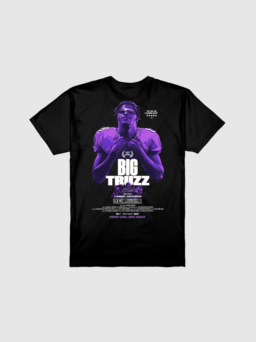 Lamar Jackson Now Playing T-Shirt