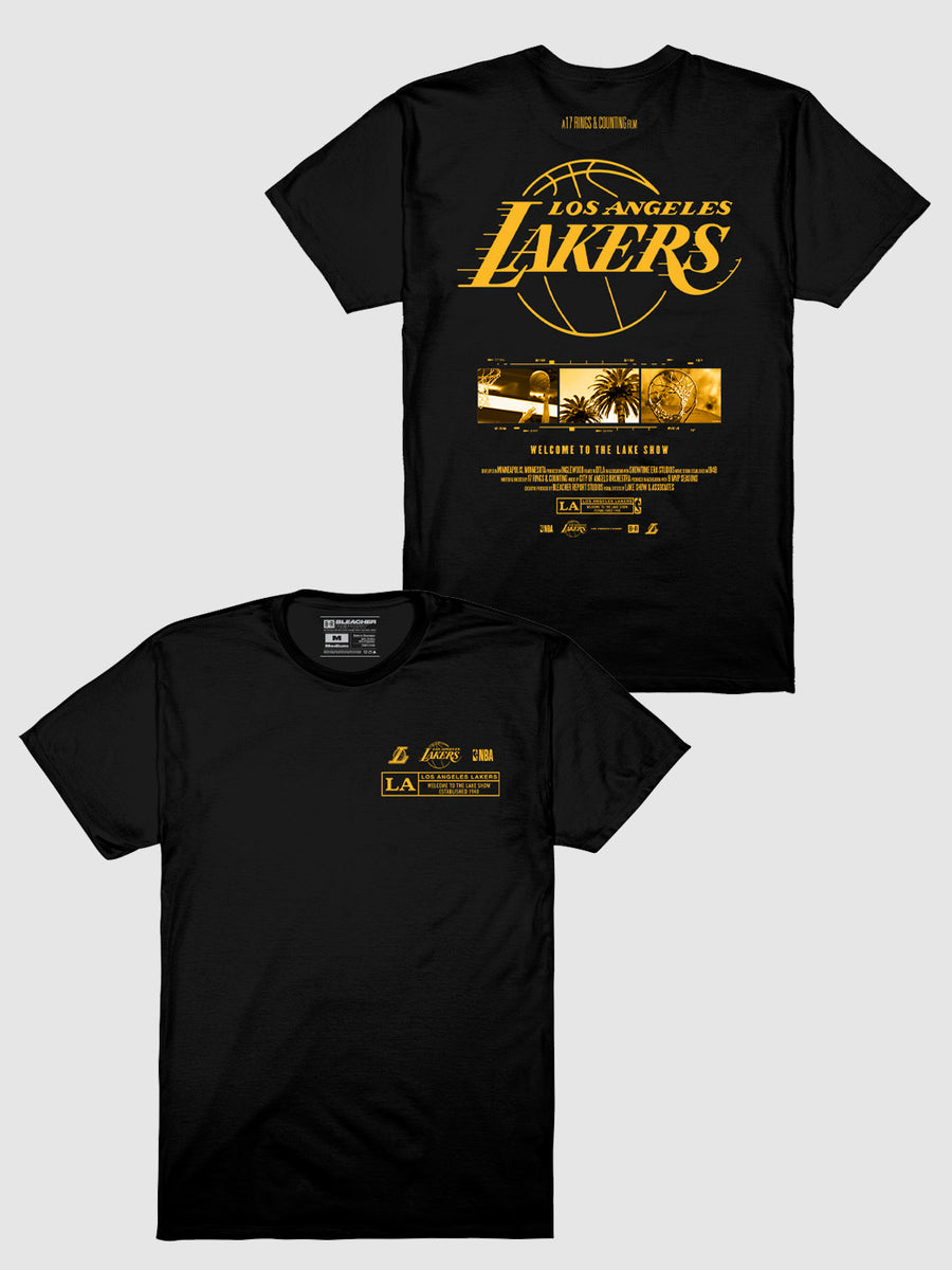 The Lakers Check The Credits T-Shirt