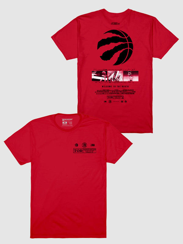 The Raptors Check The Credits T-Shirt