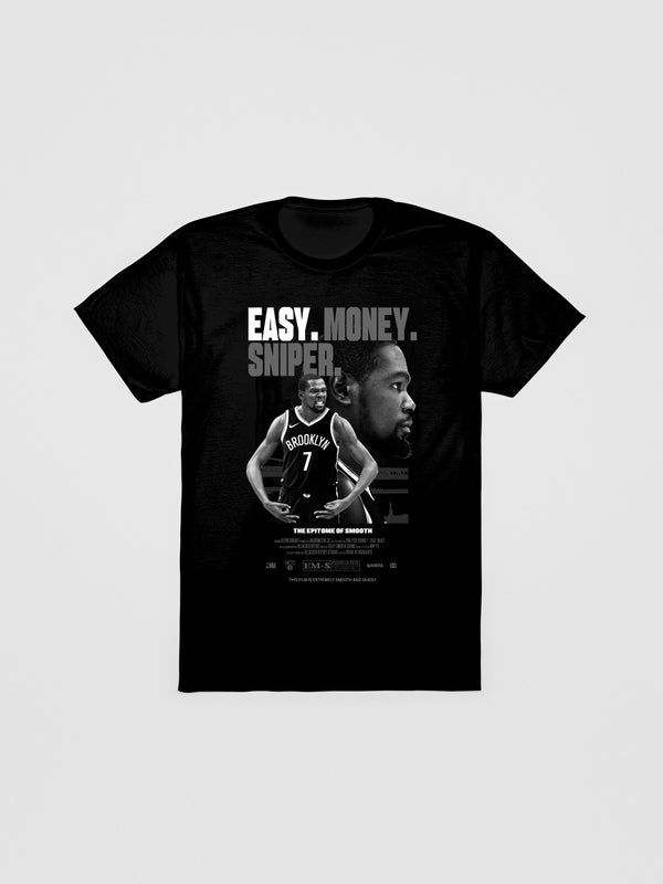 Kevin Durant Check The Credits T-Shirt