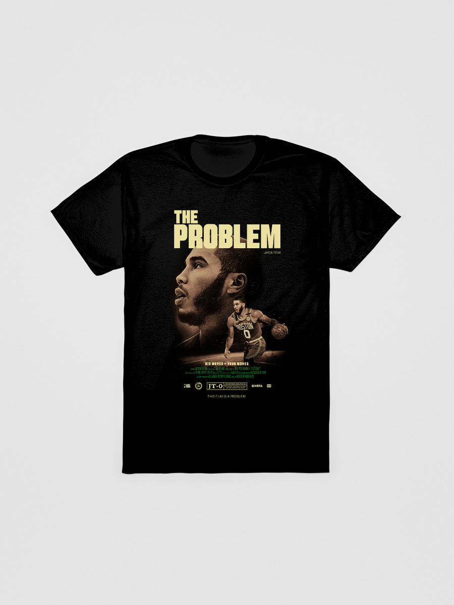 Jayson Tatum Check The Credits T-Shirt