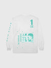 Tua Tagovailoa #1 Long Sleeve T-Shirt