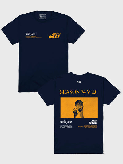 The Jazz NBA Returns T-Shirt