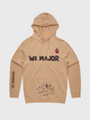 We Major Tan Hoodie