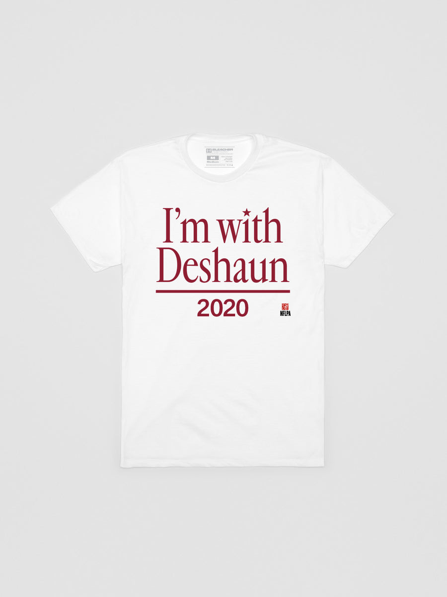 With Deshaun 2020 T-Shirt
