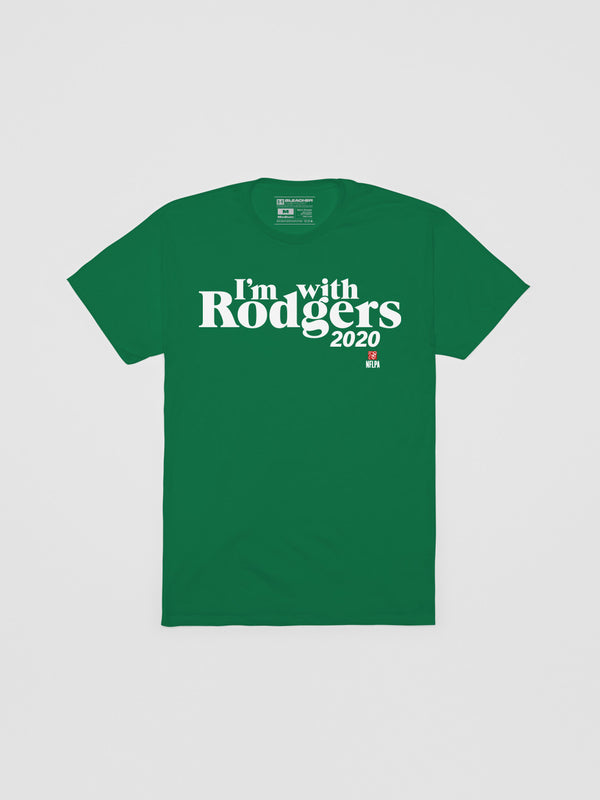 With Rodgers 2020 T-Shirt