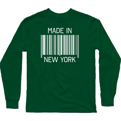 Made in New York Long Sleeve T-Shirt