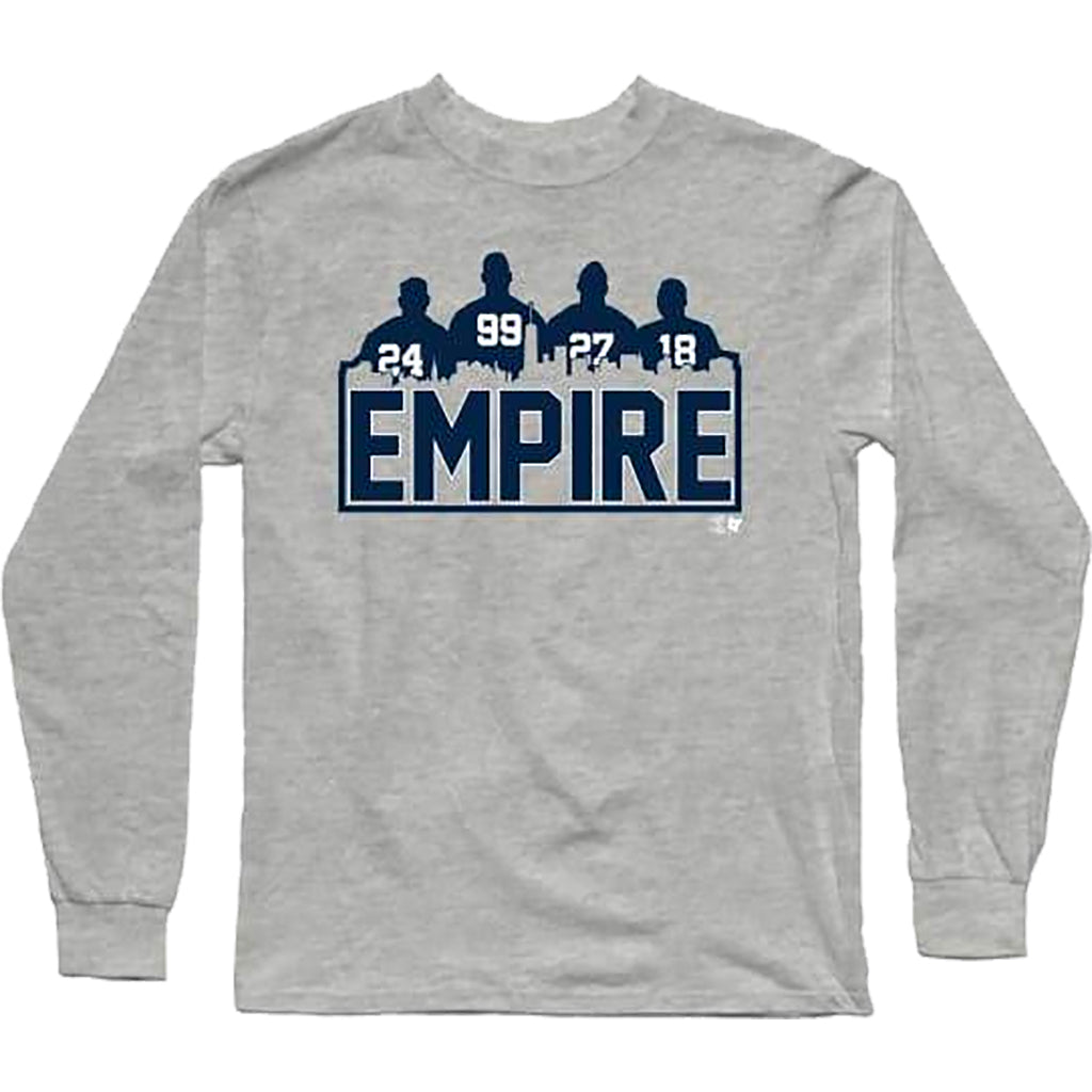 low priced 5d9b7 ef472 Empire Long Sleeve Shirt