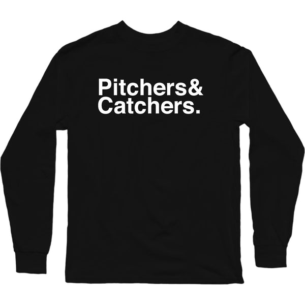 Pitchers&Catchers Longsleeve Shirt