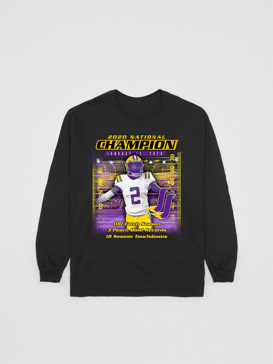 2020 National Champion Longsleeve Shirt