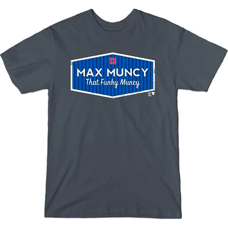 "Max Muncy ""Funky Muncy"" T-Shirt"