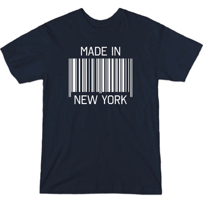Made in New York Navy T-Shirt