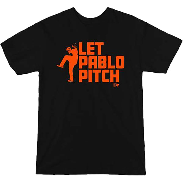 Let Pablo Sandoval Pitch T-Shirt