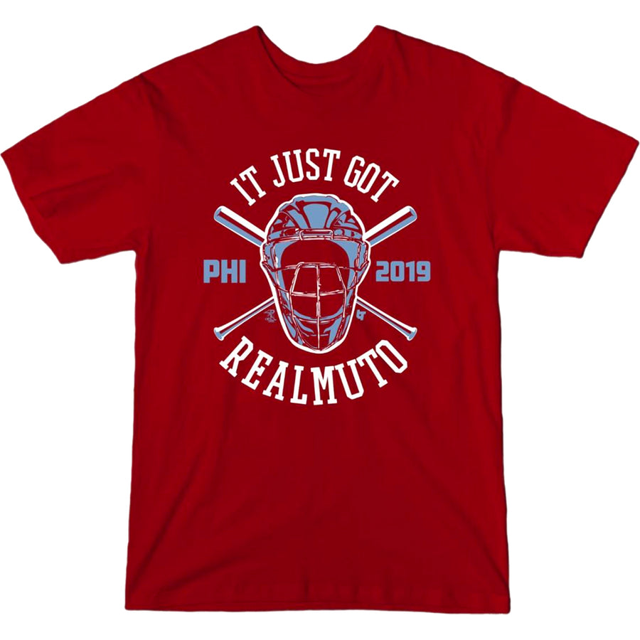 It Just Got Realmuto T-Shirt