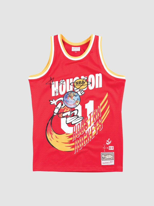 Travis Scott x B/R x MN Rockets Jersey | Jersey | Bleacher Report Shop