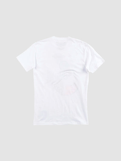 Travis Scott x B/R x MN Rockets Tee (White) | T-Shirt | Bleacher Report Shop