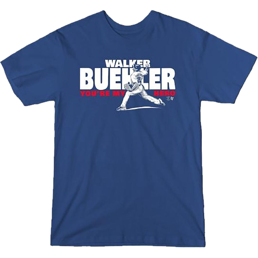 Walker Buehler You're My Hero T-Shirt