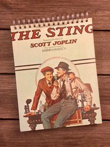 The Sting - Notebook
