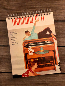 Hammond Hi-Fi - Notebook