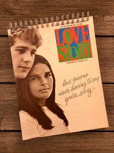 Love Story - Notebook