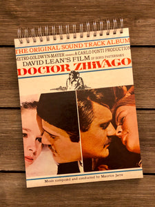 Doctor Zhivago - Notebook