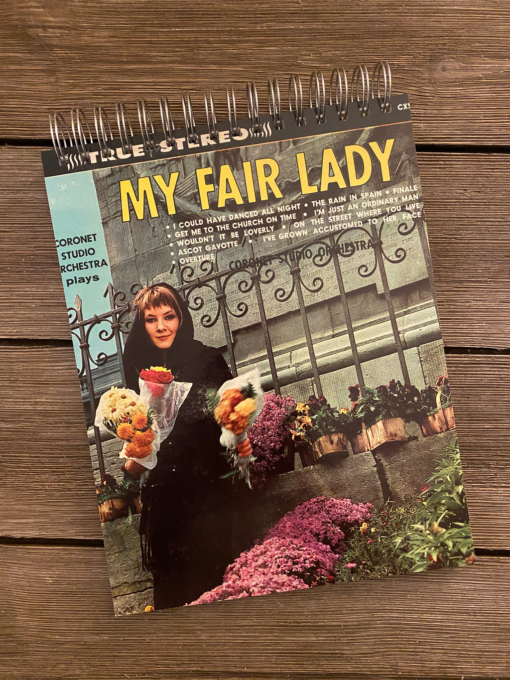 My Fair Lady - Notebook