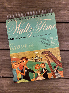Waltz Time - Notebook