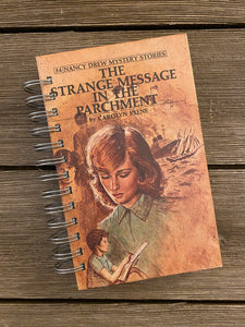 Nancy Drew Mystery Stories - The Strange Message in the Parchment