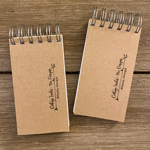 Flash Card Note Pads (set six)