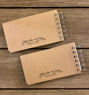 Word Flash Card Note Pads (give something, take something)