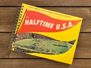 It's Halftime USA -  Notebook