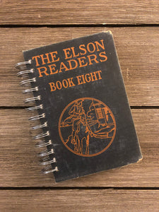 The Elson Readers Book Eight