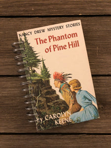 Nancy Drew Mystery Stories - The Phantom of Pine Hill