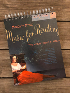 Music for Reading Notebook